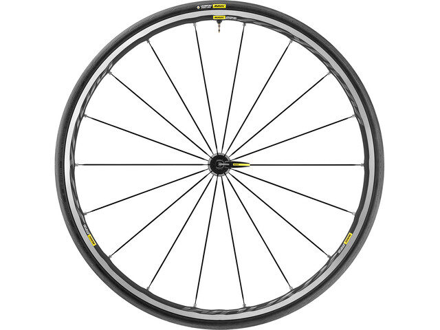 Mavic Ksyrium Elite UST rød/sort (2019) | Wheelset
